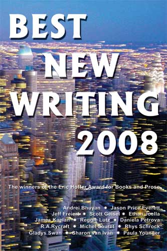Best New Writing 2008